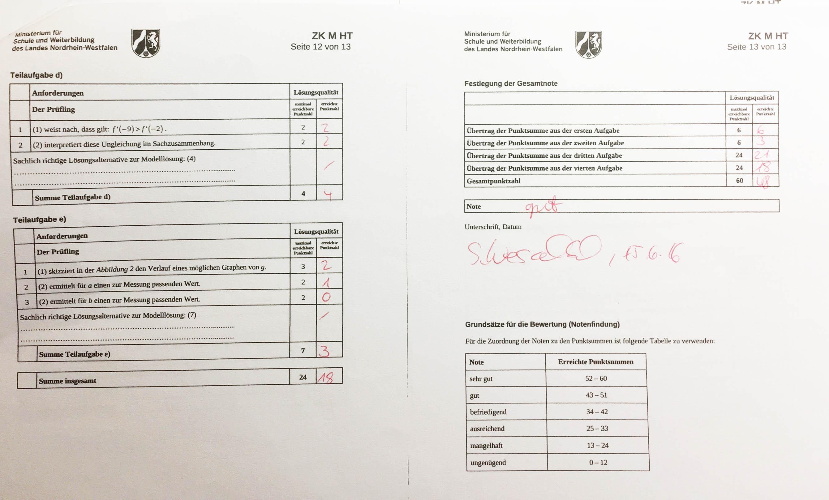 MyPupil Nachhilfe Gummersbach Andreas Karzis - Mathe